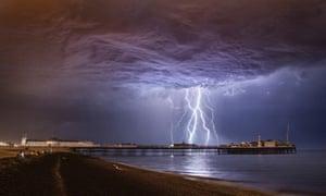 Brighton, East Sussex.
