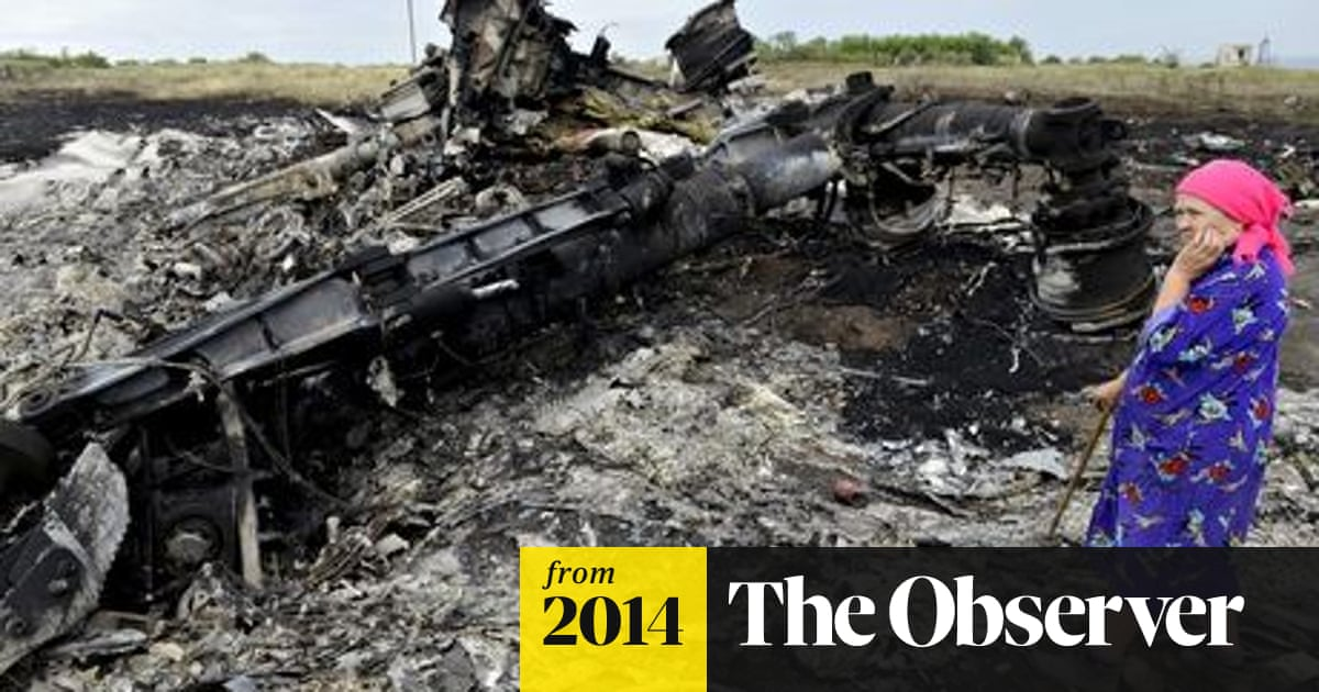 MH17: armed rebels fuel chaos as rotting corpses pile up on the roadside