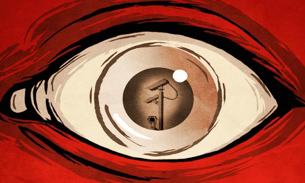 surveillance eye