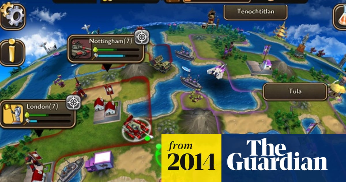 Civilization Revolution 2 brings classic strategy game back for