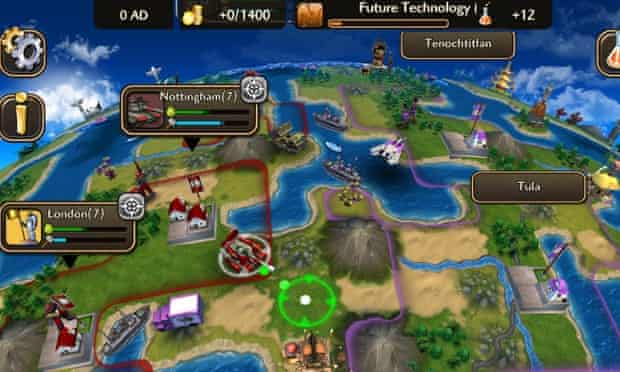Civilization Revolution 2 is a mobile-only release.