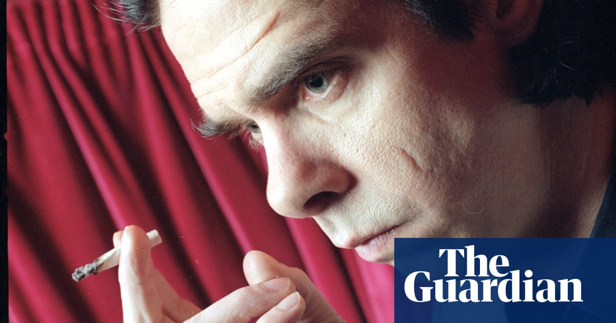 Nick Cave: 'I have to spend hours talking to fucking idiots like you