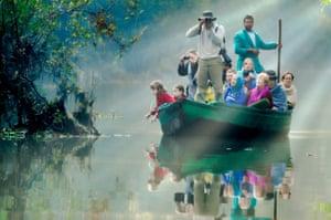 Sunderban boat trip