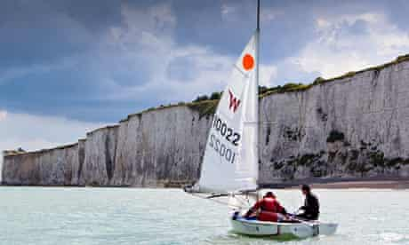 Record breaking sail around UK