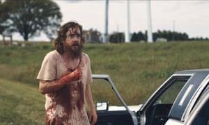 Macon Blair as Dwight in Blue Ruin.