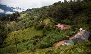 guatemala san jose las flores cuchumatanes mountains gilberto ramos