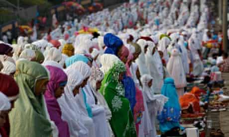 Indonesia Muslims