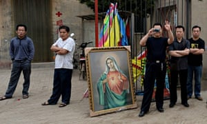 china christianity catholic