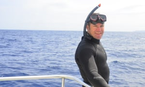 Patron of the Shark Trust and a British naturalist, writer and presenter of BBC TV's Deadly 60 Steve Backshall .