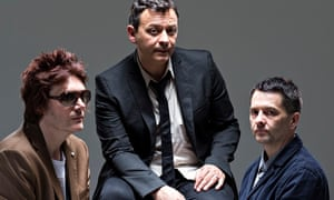 Manic Street Preachers, from left: Nicky Wire, James Dean Bradfield and Sean Moore.