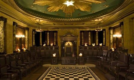 secret masonic hall, liverpool street, london