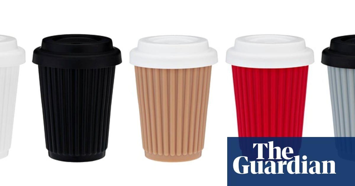 Five Of The Best Reusable Coffee Cups Life And Style The