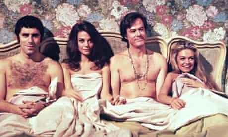 Bob & Carol & Ted & Alice, 1969.