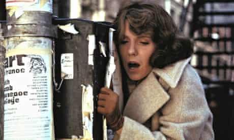 Jill Clayburgh in An Unmarried Woman, 1978.