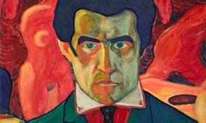 Self Portrait Kazimir Malevich