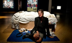 My Bed Tracey Emin