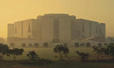 louis kahn national assembly bangladesh
