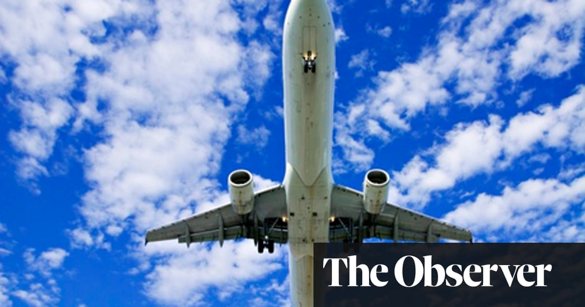 In-flight science: how the world works when you're sitting on a plane |  Science | The Guardian