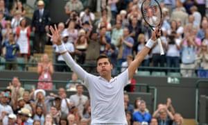 Wimbledon week 2