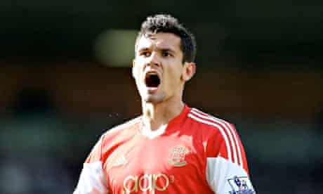 Dejan Lovren is set to leave Southampton for a fee expected to be around £16m.