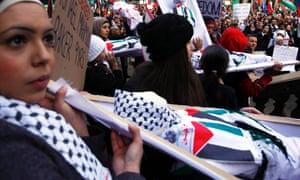 Gaza protest Sydney