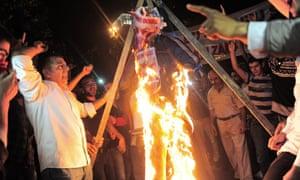 Gaza Turkey protests