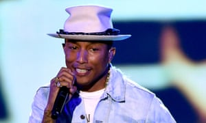 Pharrell Williams will be among the headliners for Apple's next iTunes Festival.