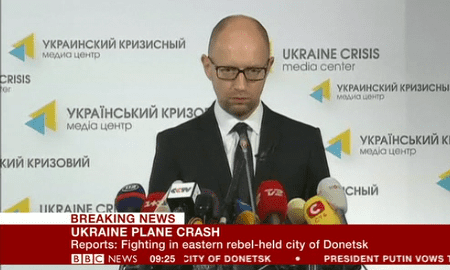 Heavy clashes in Donetsk as forensic experts arrive at MH17
