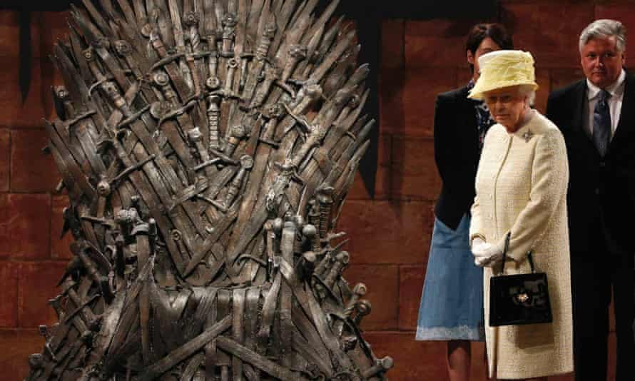 Westeros could be hers if she sat down...