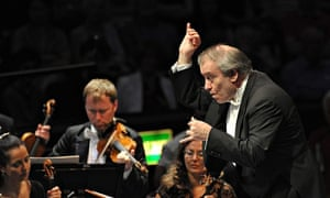 Valery Gergiev and the World Orchestra for Peace at Royal Albert Hall
