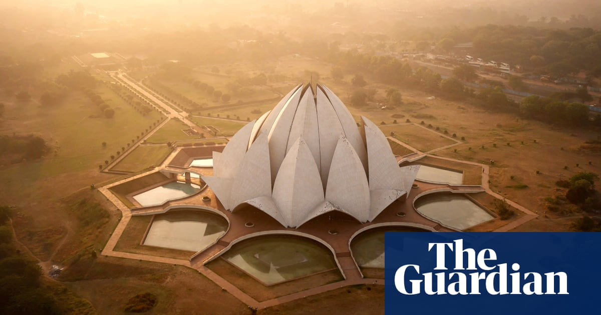 Aerial views of India by drone - in pictures