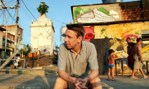 Gilles Peterson in Brazil.