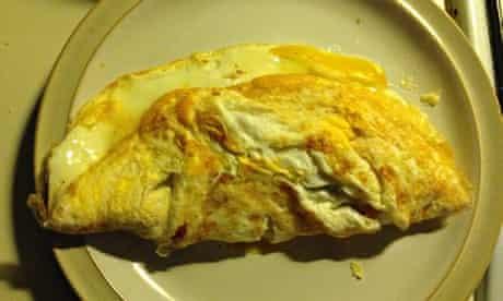 Meal seven in Stuart Heritage's The Rock diet