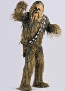 why i d like to be chewbacca in star wars film the guardian