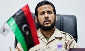 Libyan Rebels Sieze Control Of Tripoli From Gaddafi Forces
