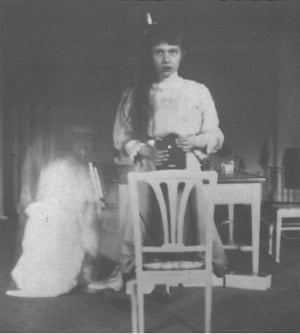 Grand Duchess Anastasia of Russia in 1914