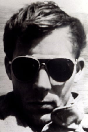 Hunter S Thompson on the road to Tijuana in the 1960s