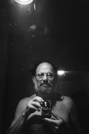 Allen Ginsberg, 1985