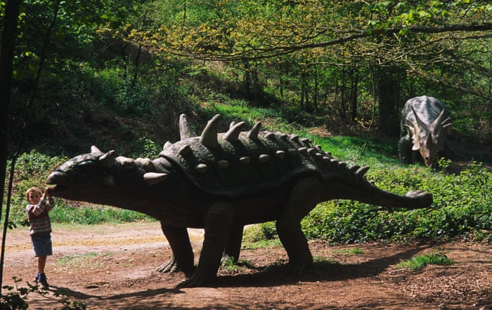 Top 10 UK dinosaur attractions | Travel | The Guardian