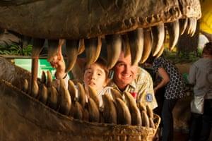 Dinosaur Isle Museum, Sandown, Isle of Wight