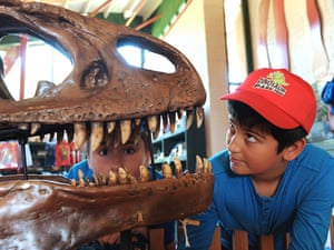 The Dinosaur Park, Tenby, Wales