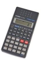 A pocket calculator