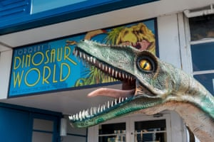 Dinosaur World, Torquay
