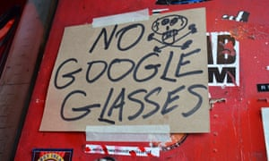 no google glass