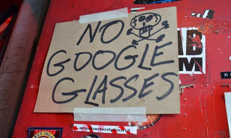 no google glass