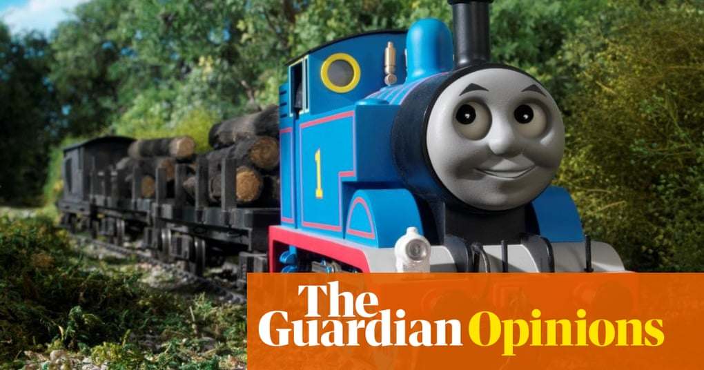 Thomas the Tank Engine had to shut the hell up to save children everywhere  | Tracy Van Slyke | Opinion | The Guardian