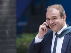 Ed Davey, secretary of state for energy and climate change: 'The fourth carbon budget, which caps the UK's emissions, will not change'