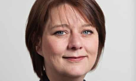 Leanne Wood, leader of Plaid Cymru