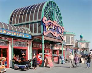 Blackpool North Pier, Lancashire, August 2011