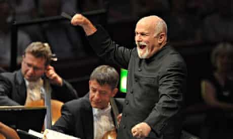David Zinman conducts the Tonhalle Orchestra Zurich